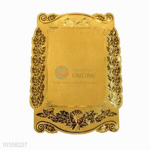 Super quality bottom price promotional certificate of merit