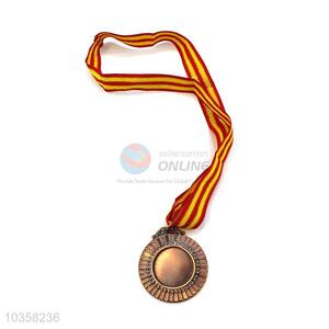 Recent design popular zinc alloy medal