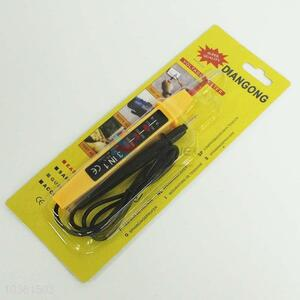 High sales best cool yellow&black electrical test pen