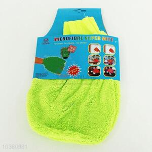 Factory Hot Sell Double-sided Microfibre Super Mitt for Sale