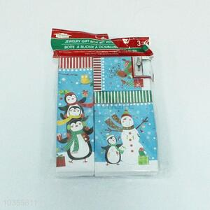 Wholesale paper gift box for christmas