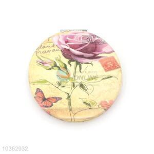 New Design Foldable Cosmetic Mirror Fashion Pocket Mirror