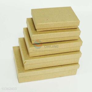 5 Pieces Rectangular Gift Box