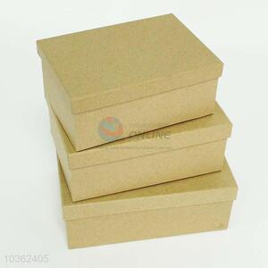 3Pieces Rectangular Gift Box