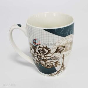 Good Quality Ceramic Cup Water Cup With Handle