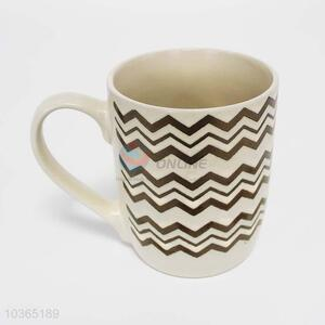 New Design Ceramic Cup Water Cup Cheap Mug