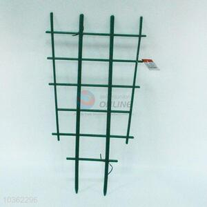 Wholesale green garden fence rail