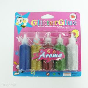 Promotional Nice 5pcs Glitter Glue for Sale