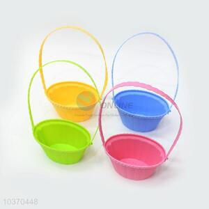Cute Small 4PCS Colorful Bucket for Easter