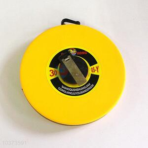 Wholesale round yellow measuring tape