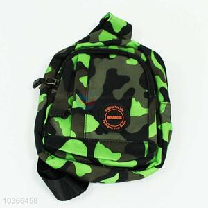 New design camouflage printing chest bag