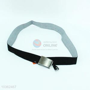Competitive Price Black Polyester Belt for Sale