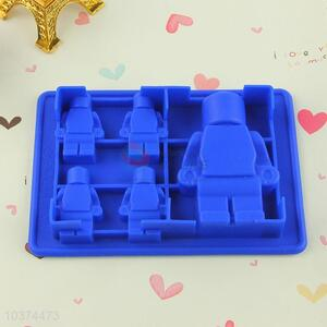 New Trendy Robot Silica Gel Cake Mould