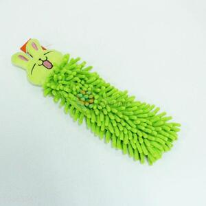 Xuenier green cartoon hand towel