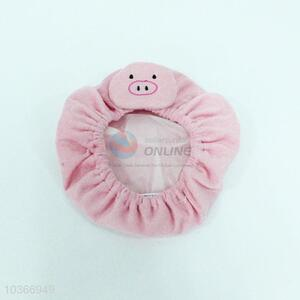 Cute Pig Pattern Shower Cap for Sale