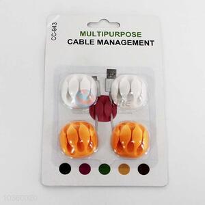 Wholesale Plastic Multipurpose Cable Clips/Mangement