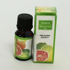 Essential Oil Lemon Relaxing Effect