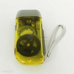 New arrival plastic flashlight for sale