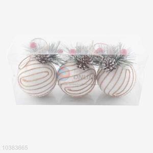 Line Christmas Ball Christmas Decoration Tree Ornament