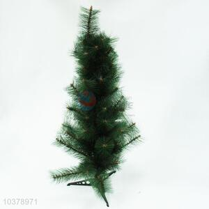 Wholesale pine needle double color christmas tree