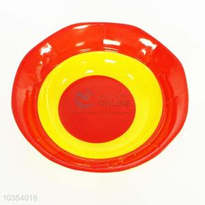 Double Color Melamine Bowl