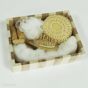 Promotional Natural Spa Bath Set Gift For Women Shower Set