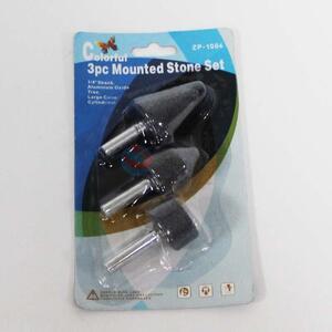 Good quality 3pcs mounted stone set