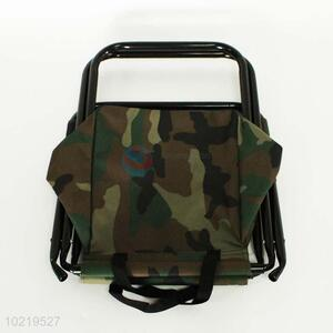 Camouflage printing oxford cloth folding chairs,35*45cm