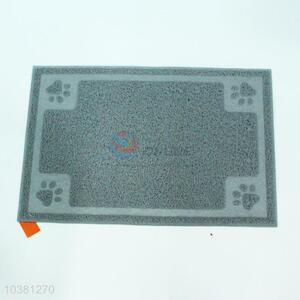 Wholesale low price simple style pvc pet mat