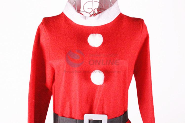 Best Selling Red Christmas Dress Women Festive Dress
