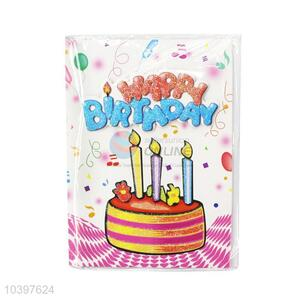 Best Selling Paper Greeting Card Musical Birthday Card