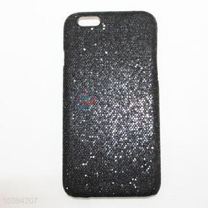 Mobile phone shell black Fashionable decoration