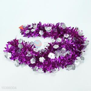 New and Hot Plum Blossom Tinsel/Festival Decoration for Sale