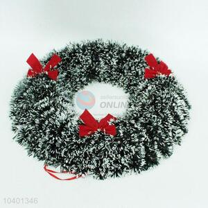 Delicate big decorative garland for Christmas