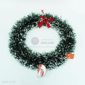Factory supply decorative garland for Christmas