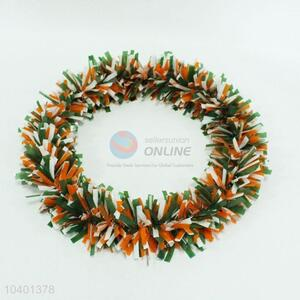 Low price top selling decorative garland for Christmas