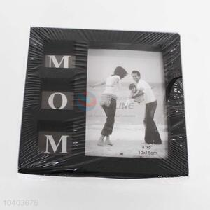 "Direct factory cheap 4*6"" plastic photo frame"