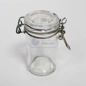 High quality transparent simple sealed jar