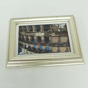 Direct Factory Bedroom Wall Hung Painted Photo Frame