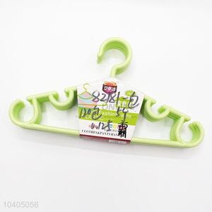 Baby and infant plastic cloth coat hanger