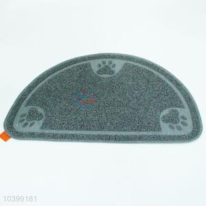 Semi-circular cheap pet mat