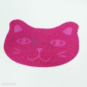 Cat shape lovely pet mat