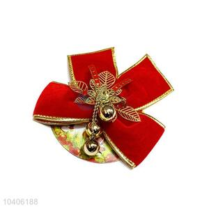Promotional Wholesale Bowknot Christmas Decoration for Sale