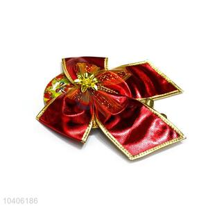 Factory Direct Bowknot Christmas Decoration for Sale
