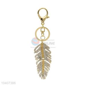 Best Price Alloy Key Chain Diamond-Studded Key Ring