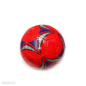 Top Selling Red Indoor/Outdoor PU Football for Sale