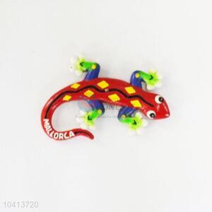 Gecko Resin Fridge Magnet