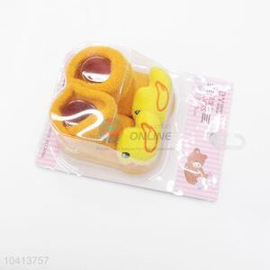 3D Duck Head Cotton Kids Baby Sock