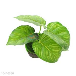 Hot selling popular artificial potted plant