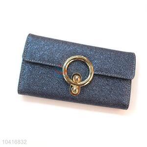 Good quality high sales triple-folded women wallet
